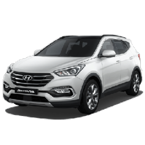 Hyundai Santa Fe High Tech 2012-