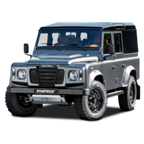 Land Rover Defender (1983-2016)