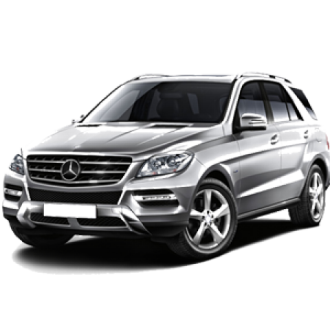 Mercedes-Benz ML W166 2011+