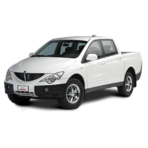 SsangYong Actyon Sports 2007-2012