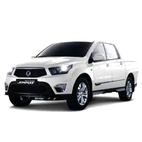 SsangYong Nomad 2016