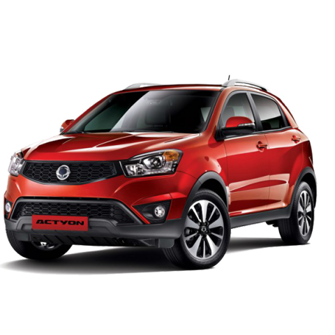 Ssangyong Actyon II 2011-09