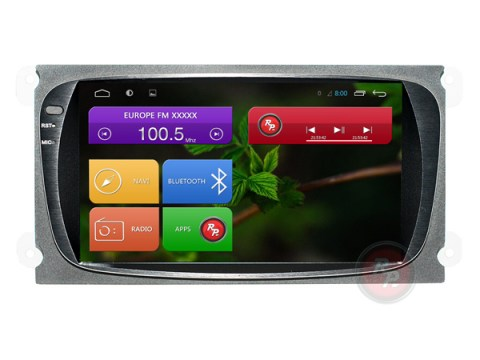 Ford Focus (Android 6+) Redpower 31003 IPS DSP 01