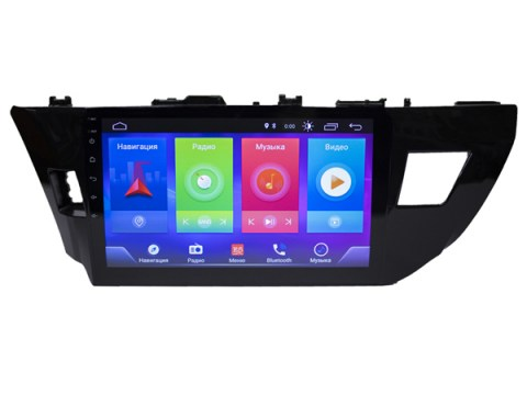 Toyota Corolla 2013-2016 ELEMENT-5 ANDROID 9