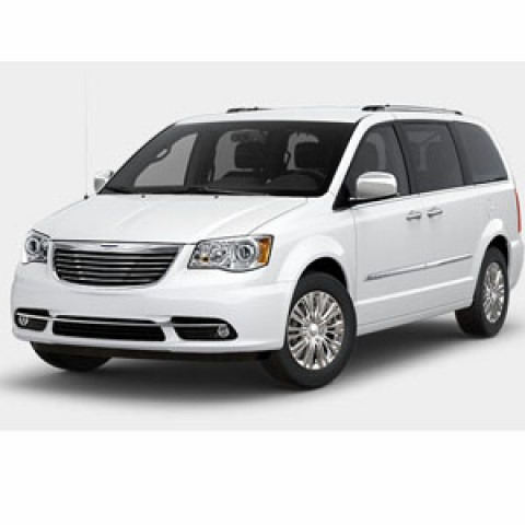 Chrysler Town Country 2008-