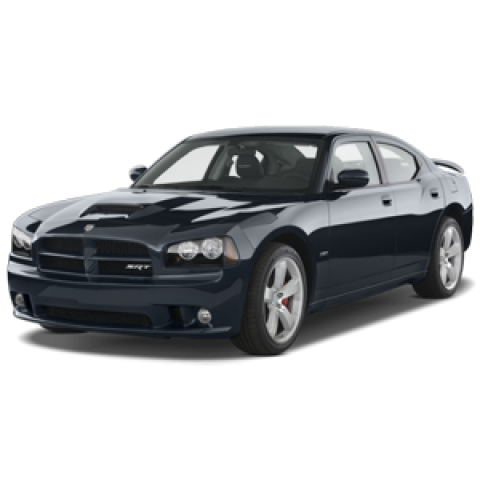 Dodge Charger 2006-2010 png