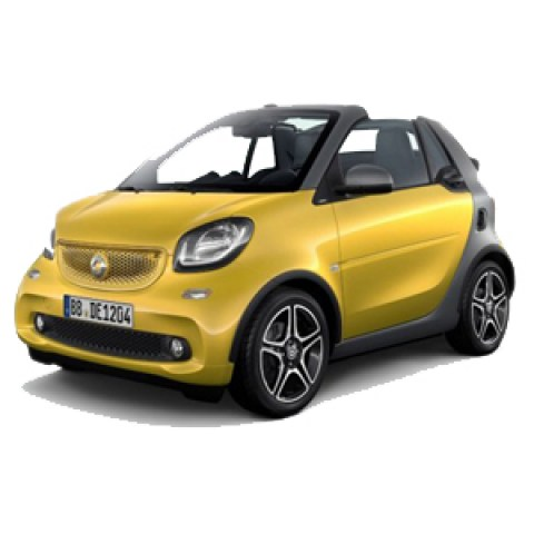 Smart ForFour 2016+9